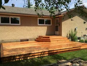 Modern house renovation Red Deer | Homestead Custom Carpentry