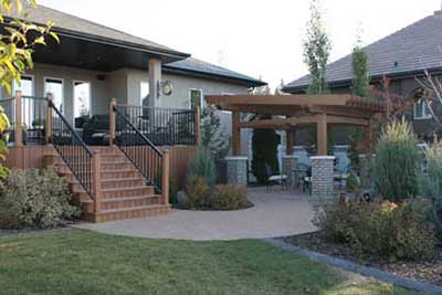 outdoor renovation red deer
