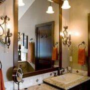 mirror and granite countertops in bathroom bathroom ensuite renovation red deer bathroom renovations