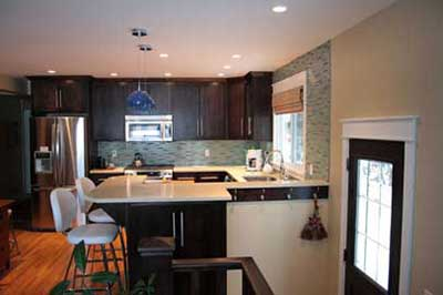 interior kitchen renovation red deer