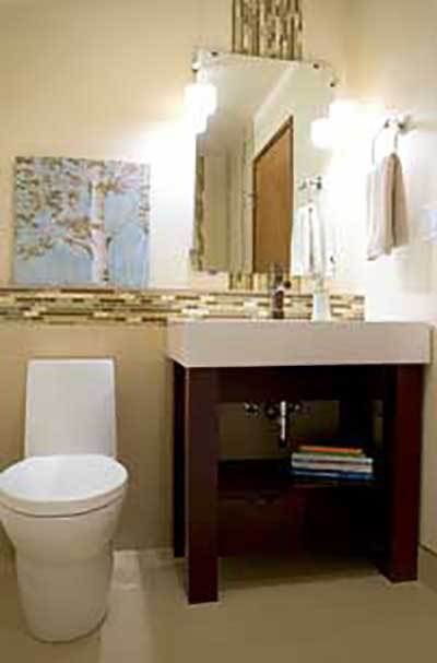 toilet and sink washroom mirror interior bathroom renovation red deer