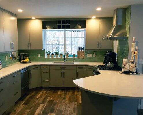 Kitchen design planner Red Deer | Homestead Custom Carpentry