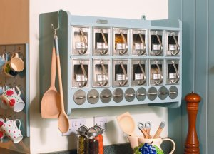 Custom cabinet design for small kitchens
